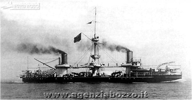 navi da guerra rn andrea doria 1885 corazzata di iForAndrea Doria Nave Da Guerra