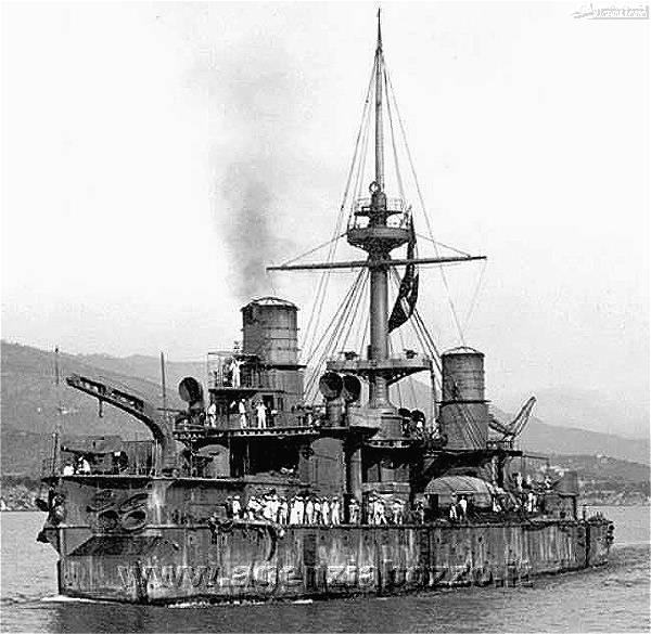 Navi da guerra rn francesco morosini 1885 nave for Andrea doria nave da guerra
