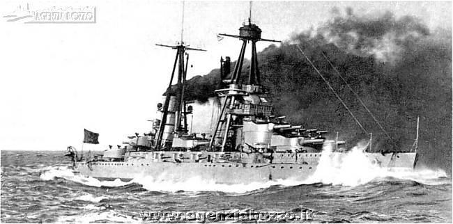 Navi da guerra r n caio duilio 1913 nave corazzata for Andrea doria nave da guerra