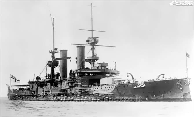 navi da guerra hms swiftsure 1903 incrociatore all. Black Bedroom Furniture Sets. Home Design Ideas