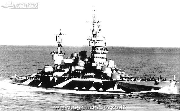 Navi da guerra rn andrea doria 1913 nave corazzata da for Andrea doria nave da guerra