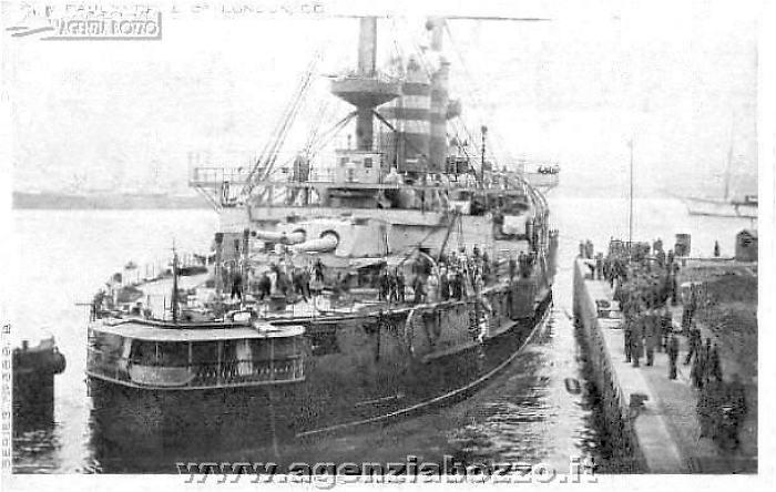 Navi da guerra | Mikasa 1900